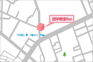map_gaienmae