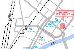 map_tsurumi